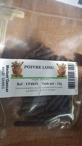 Poivre long Java